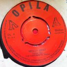 THE CONTINENTAL BAND 45 molly best - abudho gi osiepe OPILA