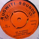 BANANA HILL BAND 45 mr kiomboyo - wiku wiku RUGWITI SOUNDS
