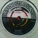 B.H.B BAND 45 sulbani mwendwa - betty RAINBOW SOUNDS