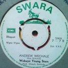 WEBUYE YOUNG STARS 45 andrew wechale - khamuto kamabi SWARA