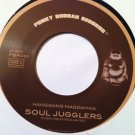 SOLID BAND - SOUL JUGGLERS 45 funky beat FUNKY BUDDHA RECORDS PHILIPPINES