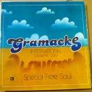 GRAMACKS LP + 45 frere soul WEST INDIES JAZZ FUNK CADENCE 3A RARE COMPLETE