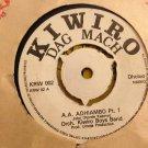 ORCH KIWIRO BOYS BAND 45 A.A. adhiambo pt 1 & 2 KIWIRO DAG MACH