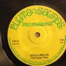 THE SUPER TENS 45 indod'iyakkhuluma ukhulumelan PLUTO SOUNDS