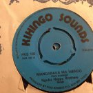 NGUKU HAPPY BROTHERS 45 thina wa kihingo - mandaraka ma wendo KIHINGO SOUNDS
