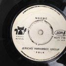 JERICHO HARAMBEE GROUP 45 Ndome - Kenyatta Agitwaruo Kapenguria ACPI