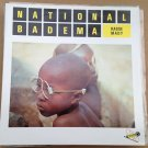 NATIONAL BADEMA LP kasse mady MALI AFRO JAZZ