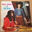 DEDDY DORES & THE ROAD LP tinggal kenangan GOD BLESS PURNAMA