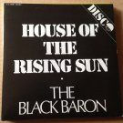 BLACK BARON 45 house of the rising sun RARE DISCO PS FRENCH DJ HARVEY mp3 LISTEN