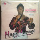 PRINCE NICO MBARGA & ROCAFILL JAZZ LP music message NIGERIA HIGHLIFE