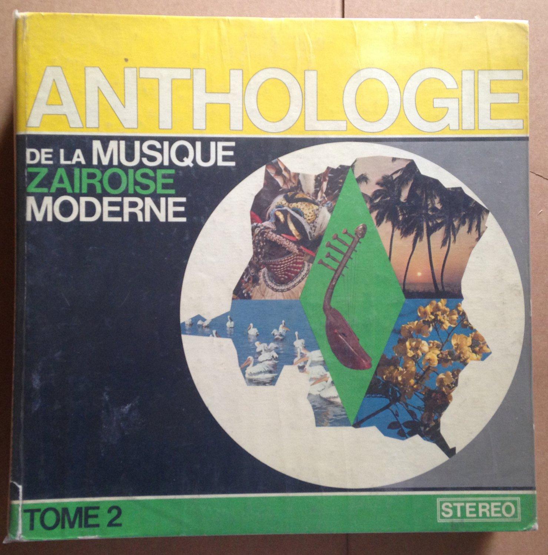 Taki Taki Rumba Mp3 Full Song Download: ANTHOLOGIE DE LA MUSIQUE ZAIROISE 2LPS Various RARE RUMBA