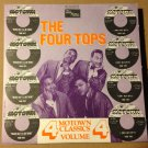 THE FOUR TOPS 45 reach out i'll be there - i can't help myself TAMLA MOTOWN PS FR NM