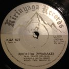 KARURA BROS BAND 45 ndereka - wanduire watchman KIRINYAGA RECORDS