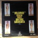 WALDJINAH & ORKES BINTANG SURAKARTA LP sego liwet EL SHINTA KERONCONG mp3 LISTEN