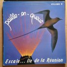 PAILLE EN QUEUE LP escale volume 2 SEGA - JAZZ VOCAL REUNION