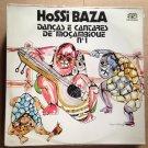HOSSI BAZA LP Danças E Cantares De Moçambique N°1 LONDON