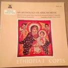 ETHIOPIA LP Ethiopia copts I MUSICAPHON UNESCO