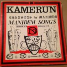 CAMEROON LP manidem songs vol. 2