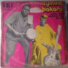 AYINDE BAKARE & HIS MERANDA BAND LP vol. 1 JUJU NIGERIA mp3 LISTEN