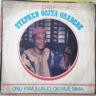 STEPHEN OSITA OSADEBE LP onu kwulunjo NIGERIA HIGHLIFE mp3 LISTEN