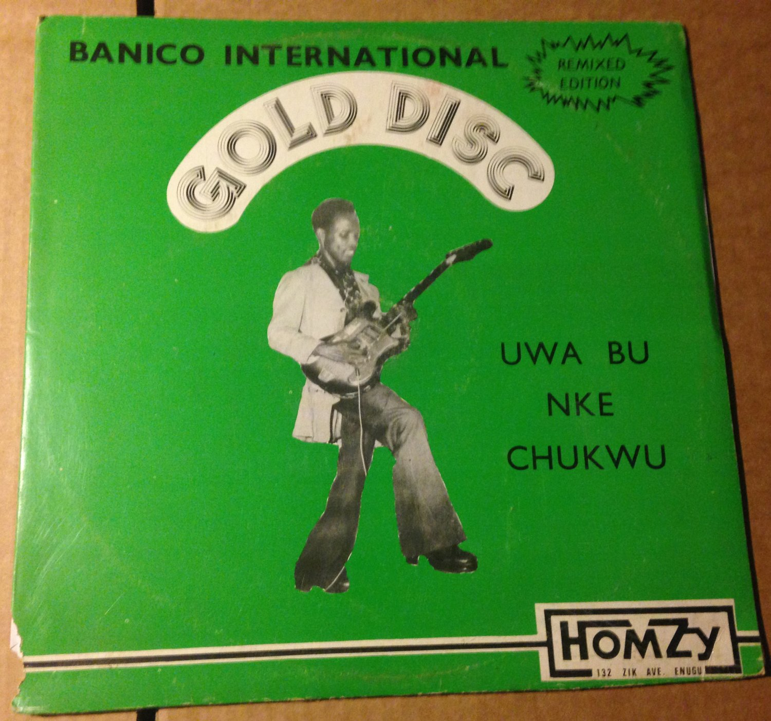 BANICO INTERNATIONAL LP uwa bu nke chukwu NIGERIA HIGHLIFE mp3
