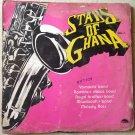 STARS OF GHANA LP vol. 1 GHANA HIGHLIFE mp3 LISTEN