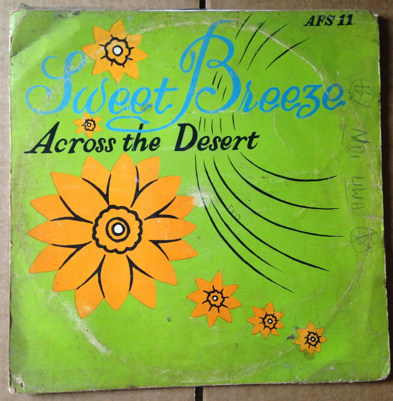 SWEET BREEZE LP across the desert NIGERIA AFRO FUNK mp3 LISTEN
