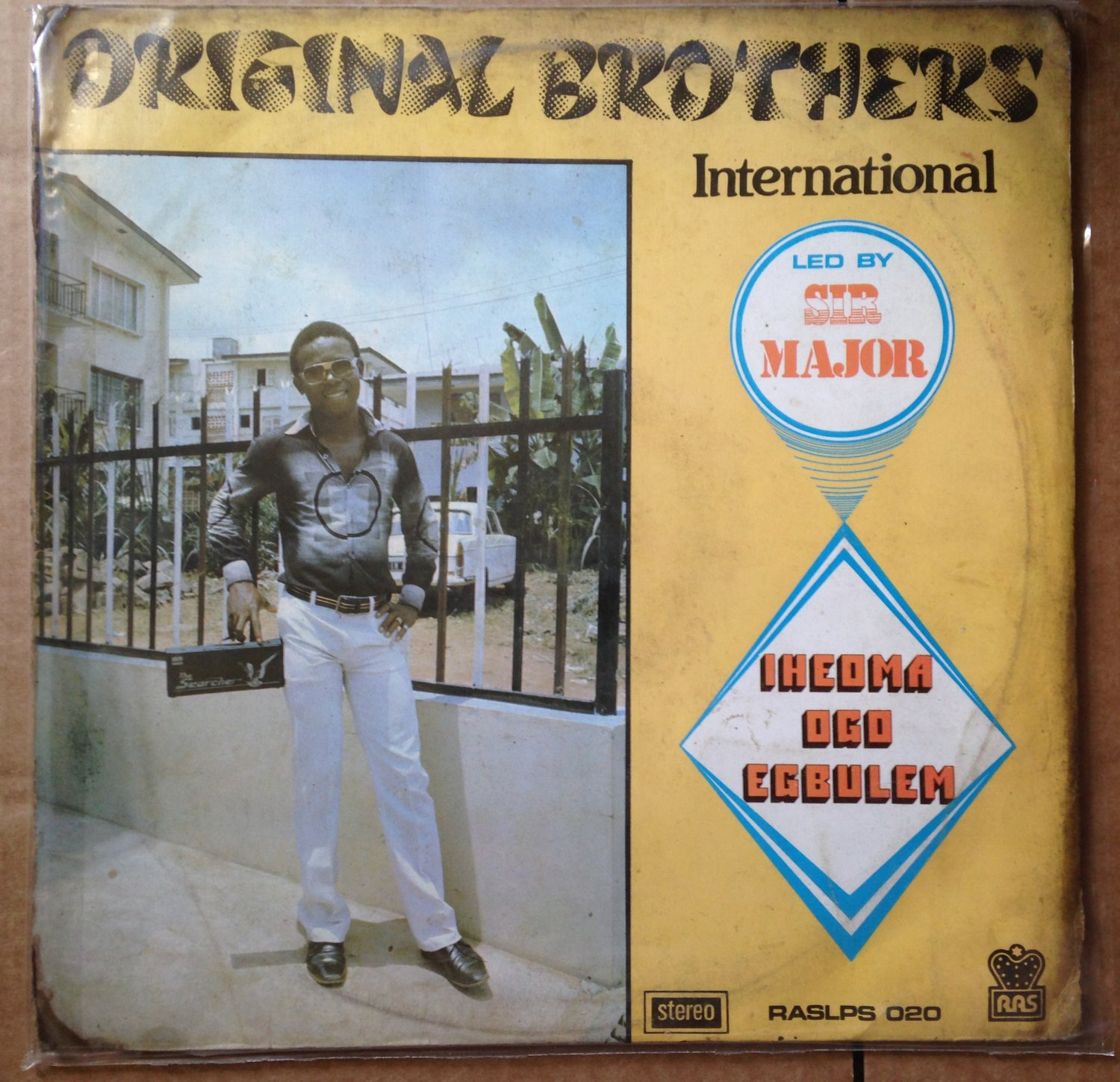 ORIGINAL BROTHERS INTERNATIONAL LP iheoma NIGERIA mp3 LISTEN