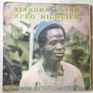 ATAKORA MANU LP afro highlife GHANA AFRO PSYCH mp3 LISTEN