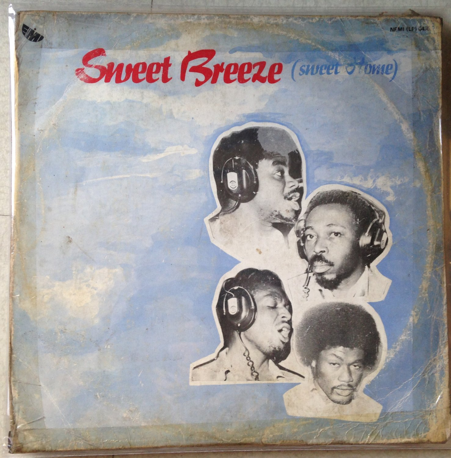 SWEET BREEZE LP sweet home NIGERIA AFRO FUNK mp3 LISTEN