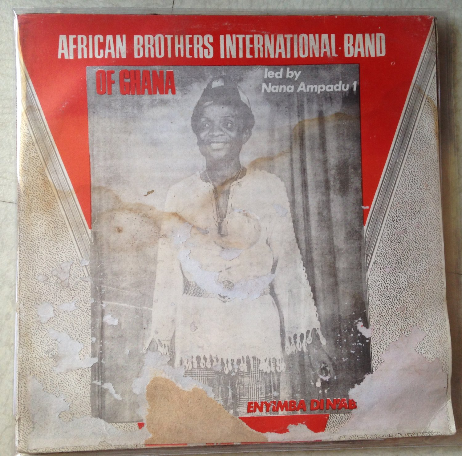 AFRICAN BROTHERS INTERNATIONAL LP enyimba din'aba GHANA mp3 LISTEN