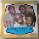 ASHANTI AFRIKA JAH LP rock of ages GHANA mp3 LISTEN