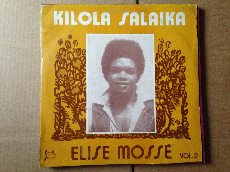 KILOLA SALAIKA LP Elise Mosse vol. 2 CONGO LIPUA LIPUA mp3 LISTEN