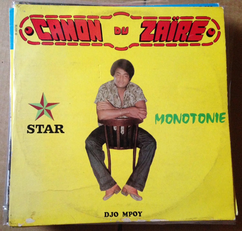 CANON DU ZAIRE LP monotonie CONGO mp3 LISTEN