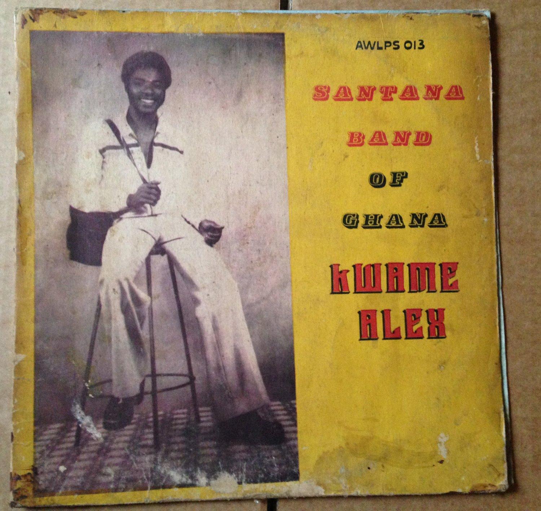 KWAME ALEX & SANTANA BAND LP onipa nni aye GHANA mp3 LISTEN