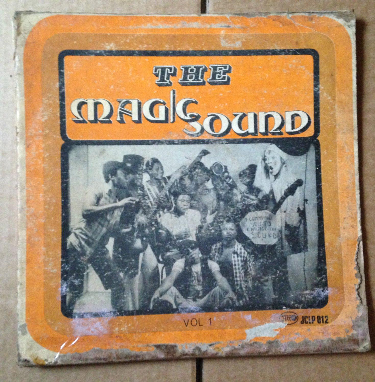 THE MAGIC SOUND LP vol. 1 KENYA SOUKOUS mp3 LISTEN