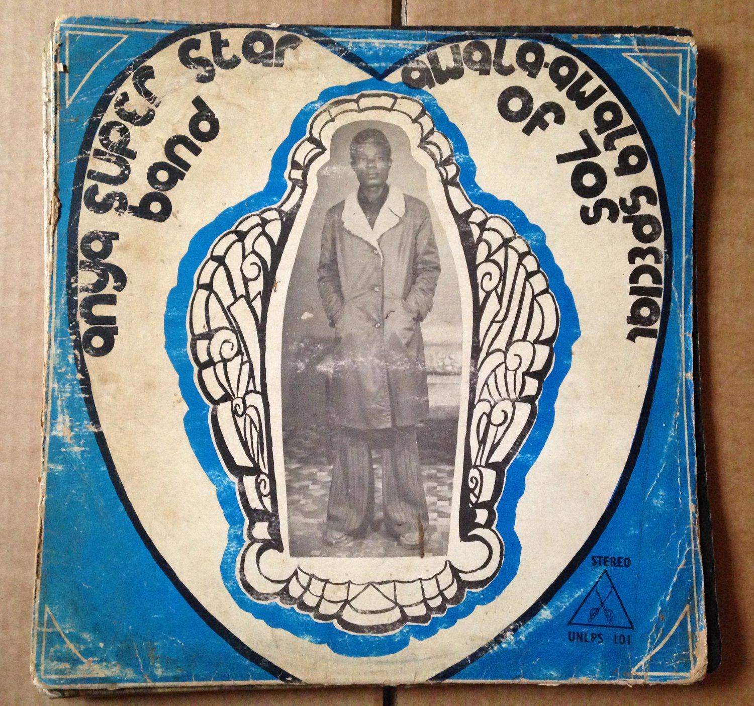 ANYA SUPER STAR BAND LP awala awala special of 70s NIGERIA mp3 LISTEN