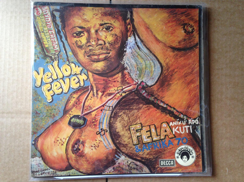 FELA LP yellow fever AFRO BEAT NIGERIA mp3 LISTEN