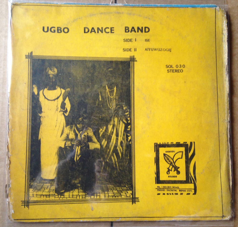 UGBO DANCE BAND LP ise NIGERIA mp3 LISTEN