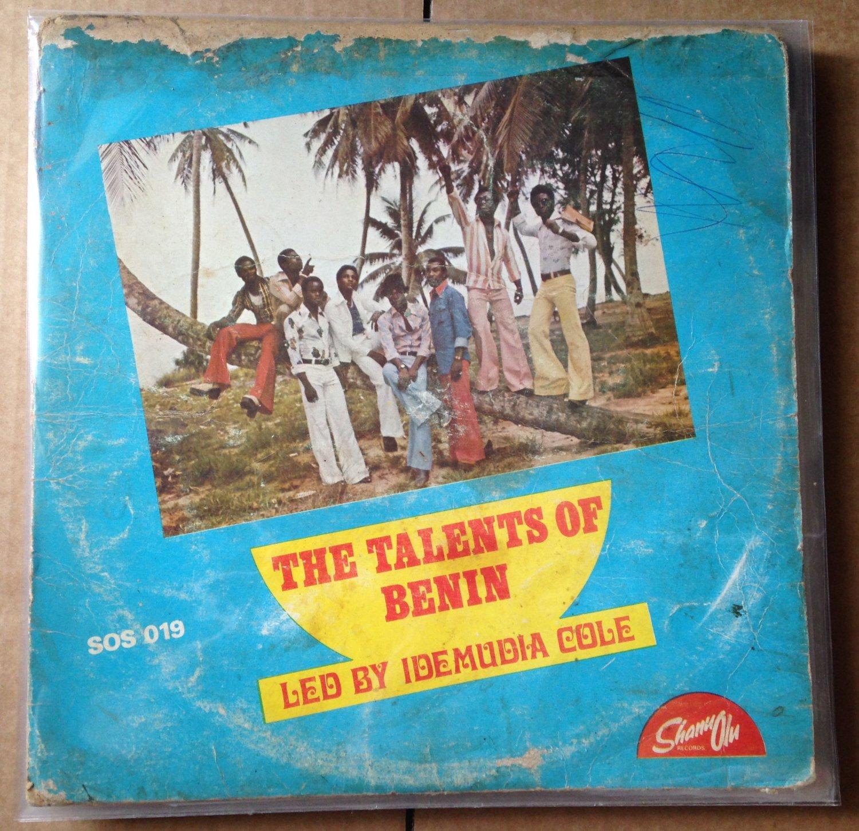 IDEMUDIA COLE & TALENTS OF BENIN LP ewakpe NIGERIA mp3 LISTEN