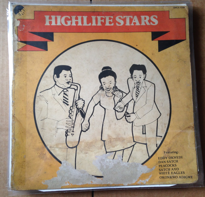 HIGHLIFE STARS LP various NIGERIA HIGHLIFE mp3 LISTEN