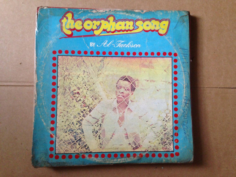 AL JACKSON LP the orphan song NIGERIA REGGAE mp3 LISTEN