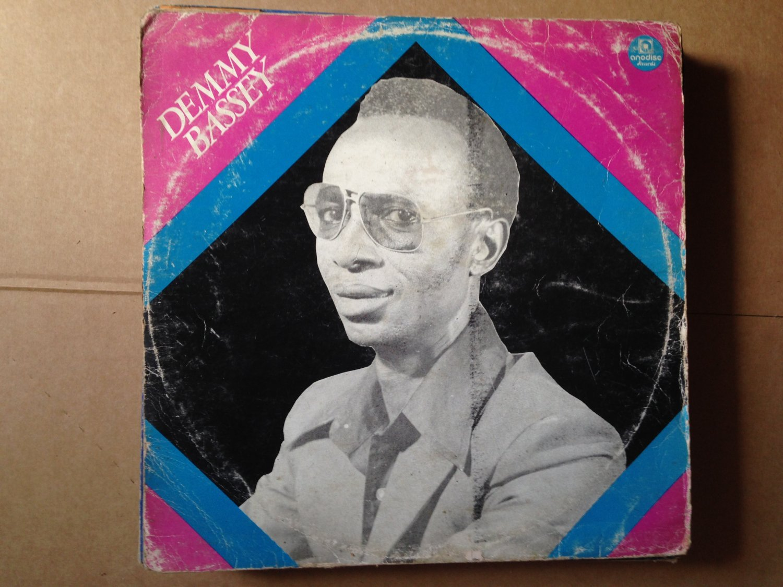 DEMMY BASSEY & THE CANAAN STARS LP same NIGERIA HIGHLIFE mp3 LISTEN