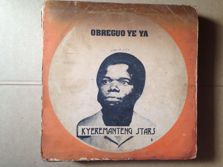 KYEREMANTENG STARS LP obreguo ye ya GHANA mp3 LISTEN