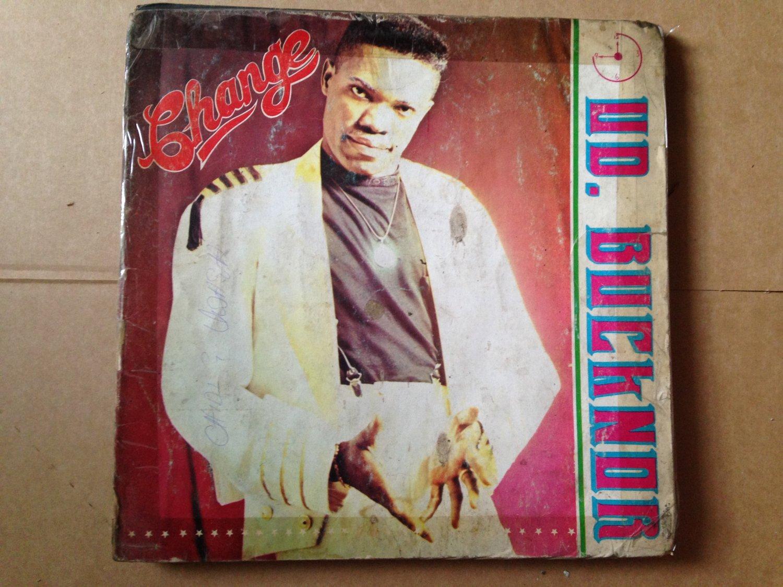 UD BUCKNOR LP change AFRO REGGAE NIGERIA mp3 LISTEN