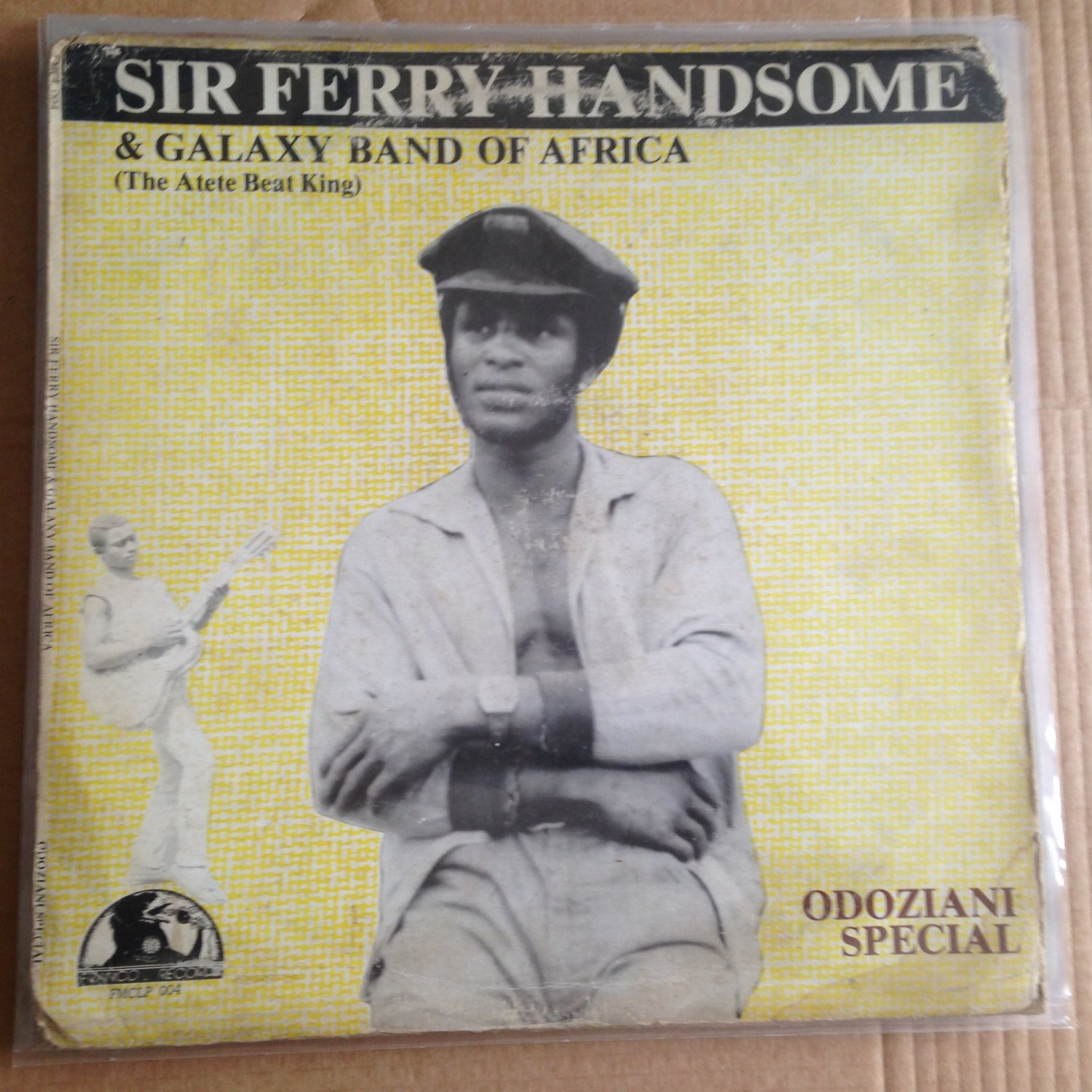 Show Boy Ferry Handsome And His Brothers International Band - Show Boy Ferry Handsome And His Brothers International Band
