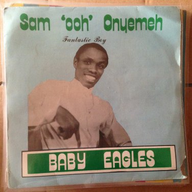 Sam Ooh Onyemeh Baby Eagles