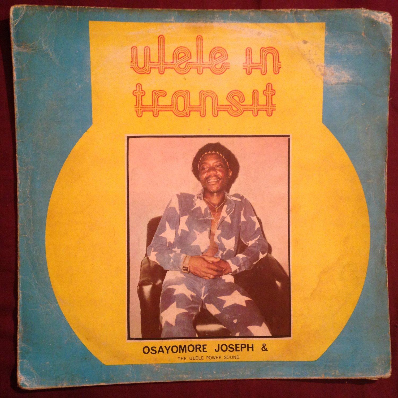 Osayomore Joseph The Ulele Power Sound Original Who Know Man Arrangee No1