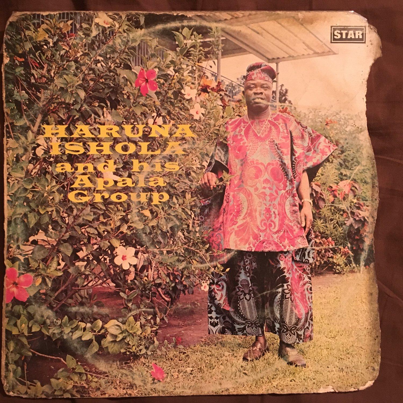 Haruna Ishola And His Apala Group Haruna Ishola and His Group Iba Awon Agba