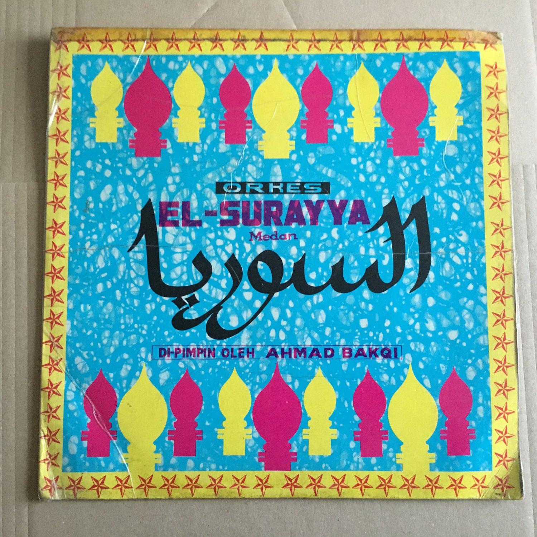ORKES EL SURAYYA MEDAN LP same INDONESIA GAMBUS mp3 LISTEN